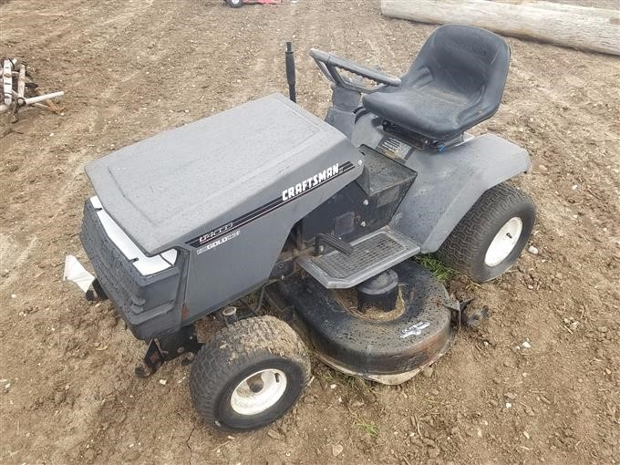 Sears Mower Decks : Bigiron