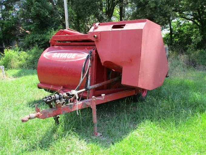 Savage 8261 Pecan Harvester BigIron Auctions