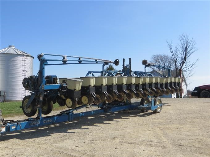 Kinze 2600 Split Row Planter Bigiron Auctions