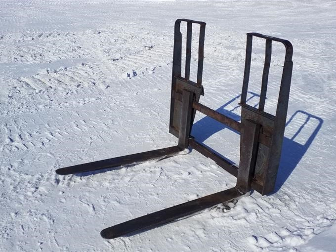 Skid Steer Forks BigIron Auctions