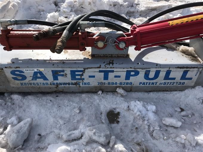 Kringstad Ironworks Safe T Pull Truck Tractor Hitch Bigiron Auctions