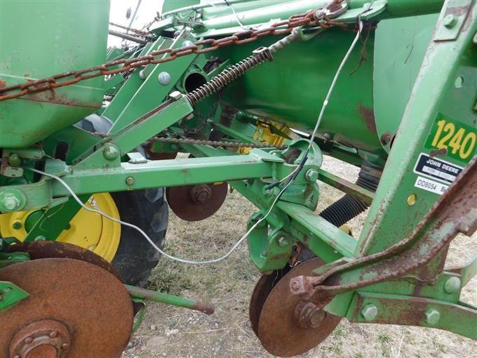 John deere 1240 corn planter manual
