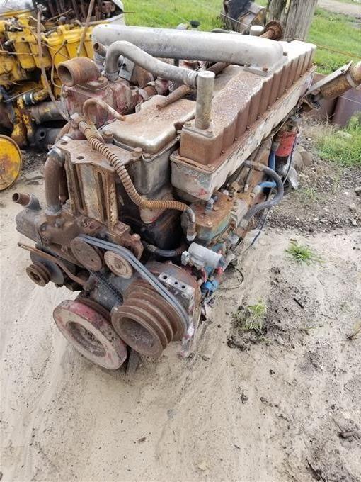 Cummins 855 Diesel Engine BigIron Auctions