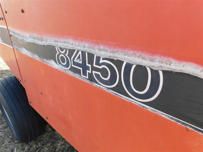 Case IH 8450 Round Belt Baler BigIron Auctions
