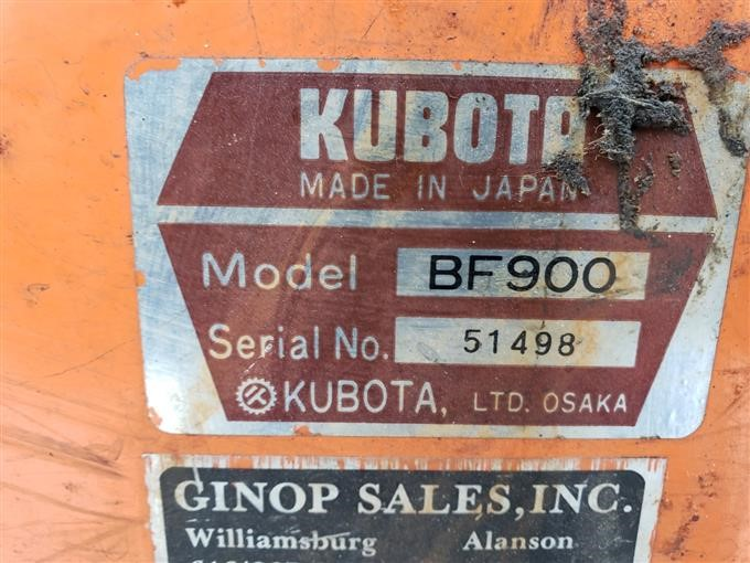 Kubota 3750 MFWD Tractor/Loader BigIron Auctions