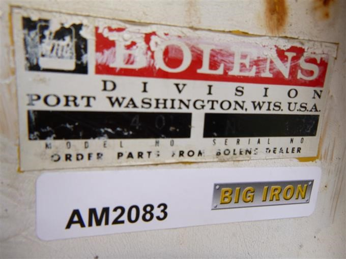 Bolens 40 Articulating Tractor BigIron Auctions