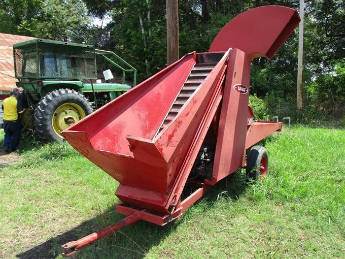 Savage 4224 Pecan Cleaner BigIron Auctions