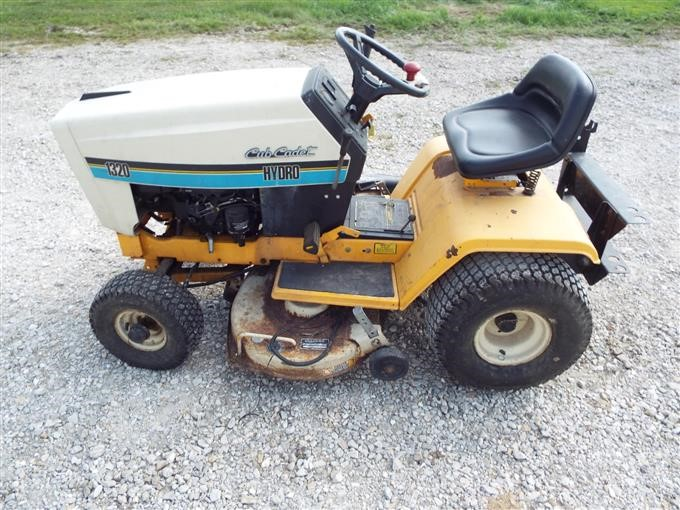 Cub Cadet Turns Over But Wont Start | The InstaPaper