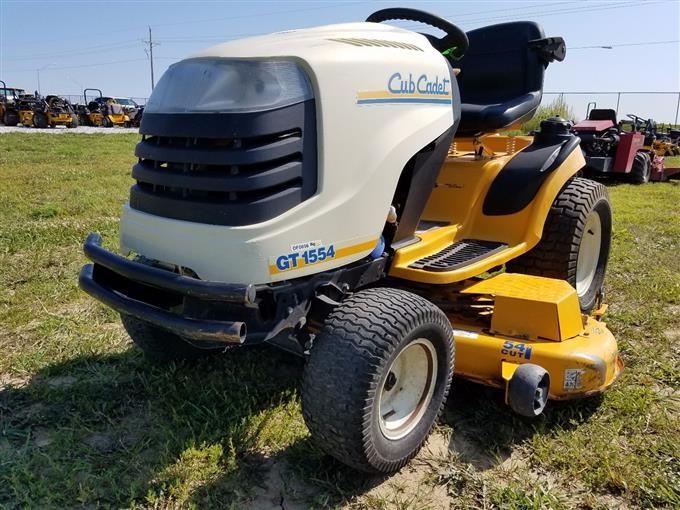 2006 Cub Cadet GT 1554 Lawn Tractor BigIron Auctions