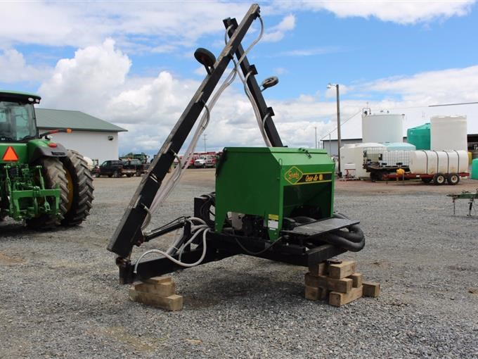 2006 Gandy Orbit Air 66 Air Seeder BigIron Auctions
