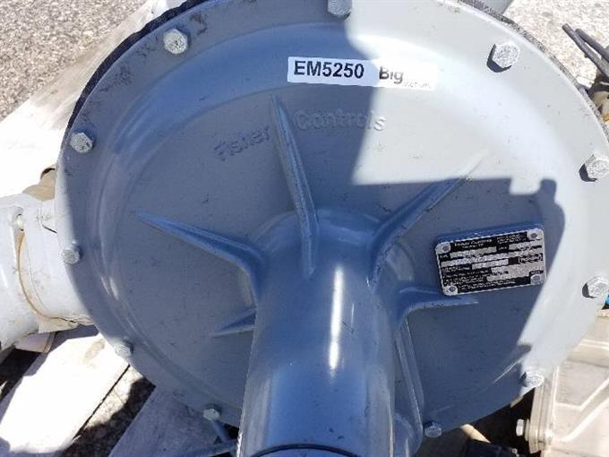 Fisher Controls S202 Gas Regulators BigIron Auctions