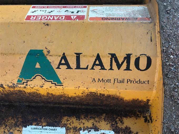 Alamo 88 Flail Mower BigIron Auctions