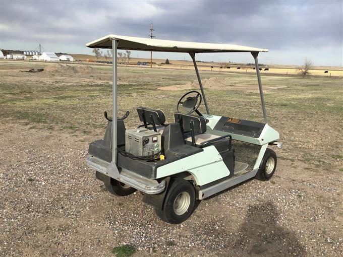 1975 Cushman Golf Cart Wiring Diagram