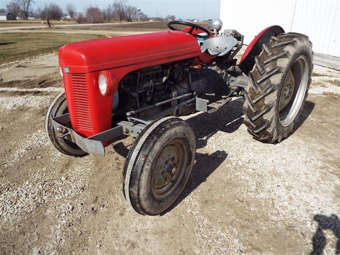 1952 Ferguson TO-30 Tractor BigIron Auctions