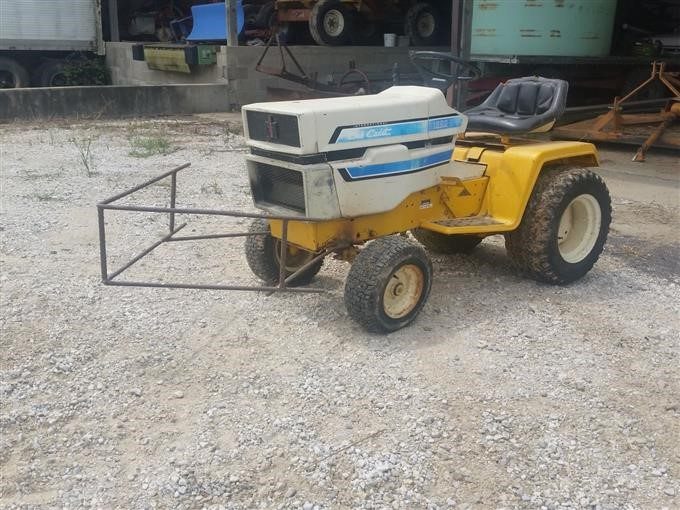 1978 Cub Cadet 1250 Garden Tractor BigIron Auctions