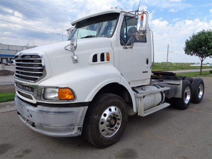 2007 Sterling AT9500 T/A Truck Tractor BigIron Auctions