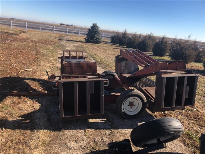 Homemade Drive-Over Pit BigIron Auctions