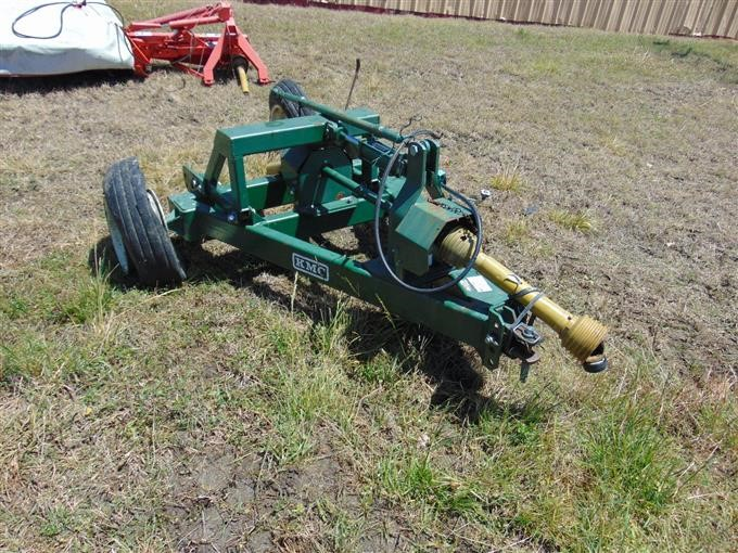Kmc 4760 Disc Mower Caddy BigIron Auctions
