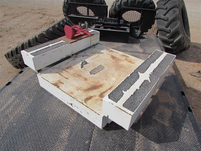 Weather Guard 308-3 Pack Rat Tool Box BigIron Auctions