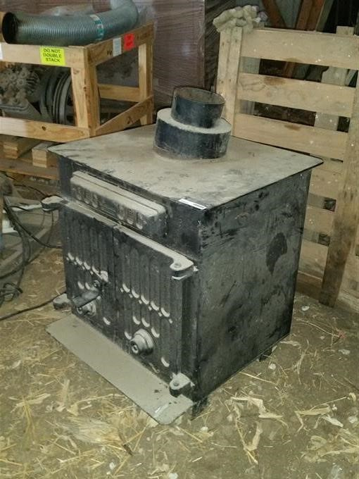 Wonder Wood Stove