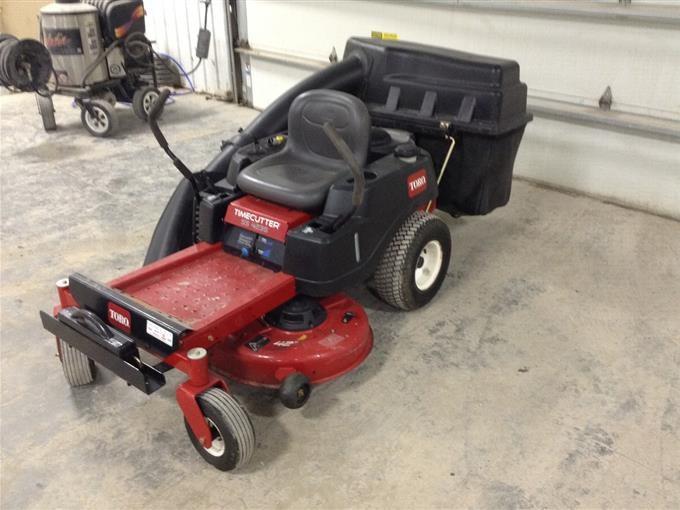 2014 Toro Time Cutter SS 4235 Zero Turn Lawn Mower BigIron