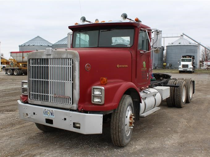 1989 International Eagle T A Truck Tractor BigIron Auctions