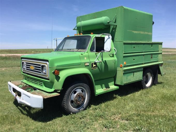 1980 Chevrolet C50 Truck With Service Bed BigIron Auctions