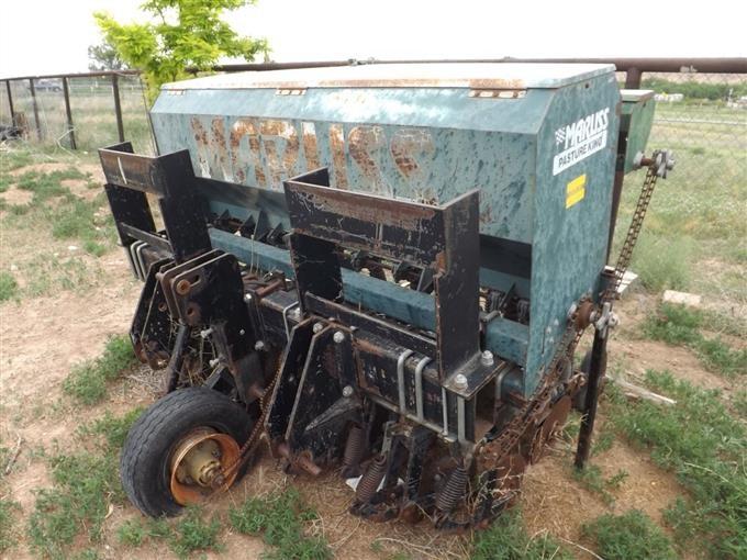 Marliss Pasture King Drill BigIron Auctions