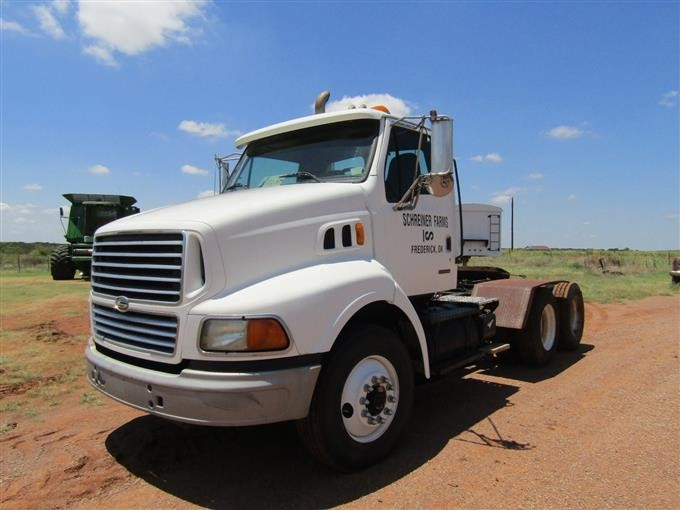 2000 Sterling AT9500 T/A Truck Tractor BigIron Auctions