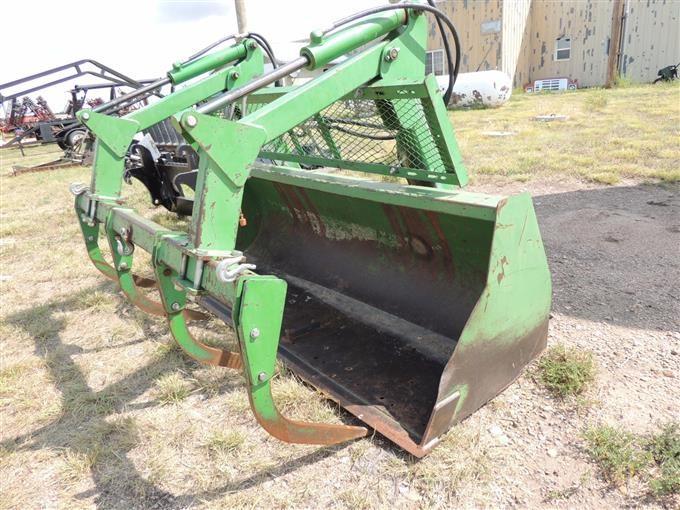 Jd Tractor Forks : Bigiron