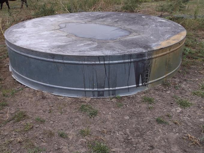 Hastings Galvanized Water Tank BigIron Auctions