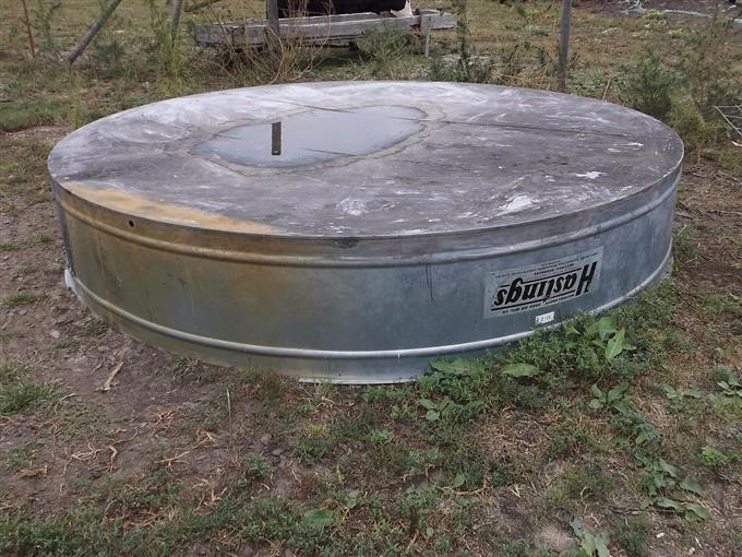 Hastings Galvanized Water Tank BigIron Auctions