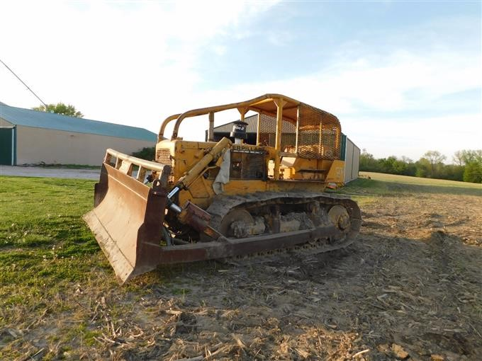Caterpillar D6C Dozer BigIron Auctions