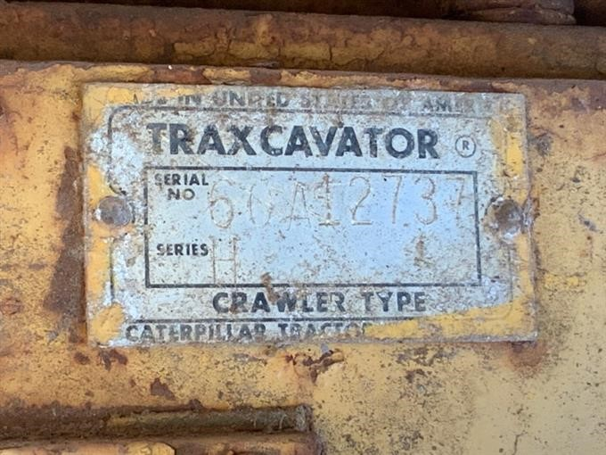 Caterpillar 955 Crawler Loader - Inoperable/Parts Machine