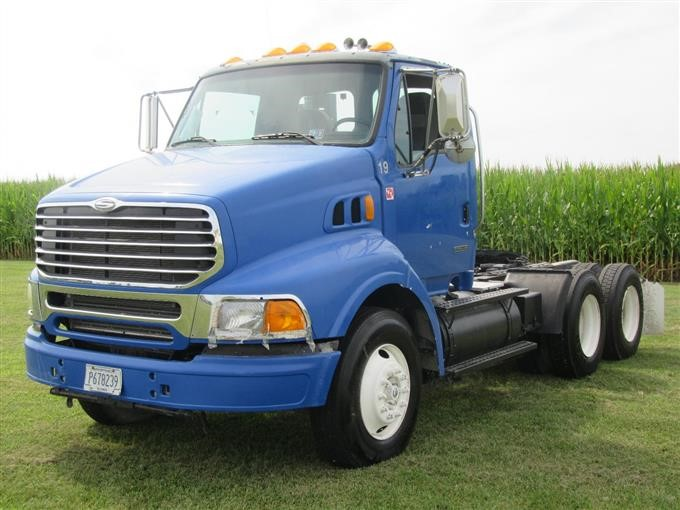 2003 Sterling AT9500 T/A Day Cab Truck Tractor BigIron Auctions