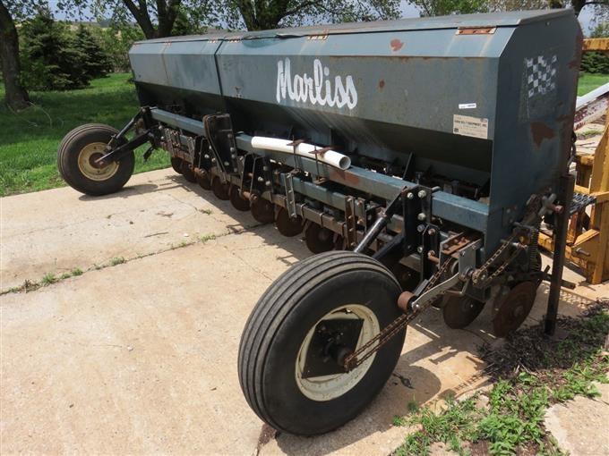 Marliss 15 Grain Drill BigIron Auctions