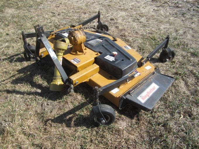 King Kutter FM-60-Y Finish Mower BigIron Auctions
