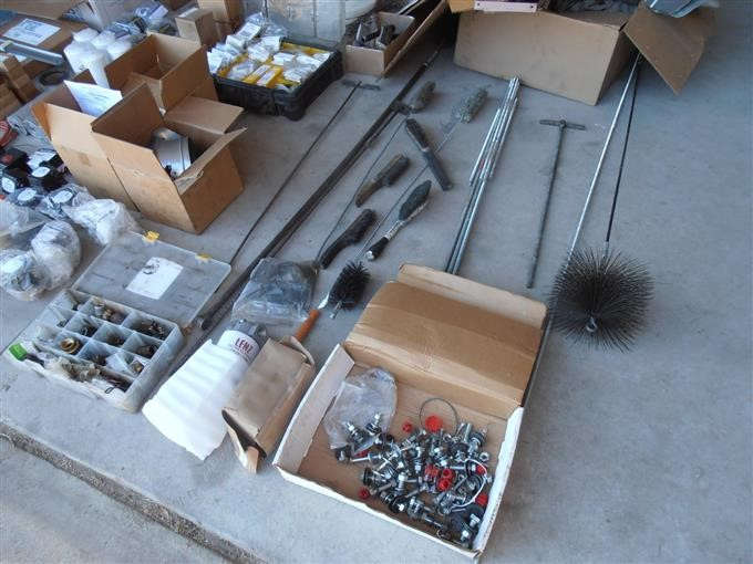 Reznor Waste Oil Heater Parts And Accessories Bigiron Auctions