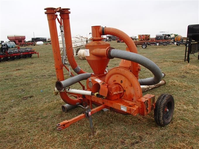Dunrite Grain Vac BigIron Auctions