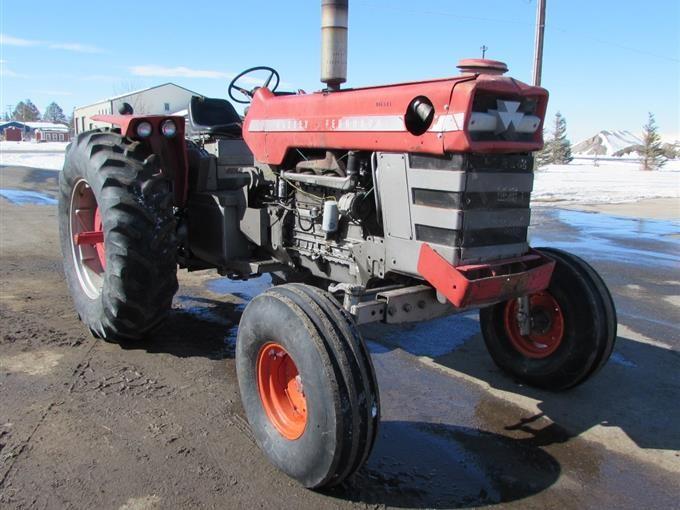 1972 Massey-Ferguson 1100 2WD Tractor BigIron Auctions