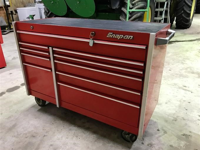 Snap On Krl 761 Roll Tool Chest Bigiron Auctions