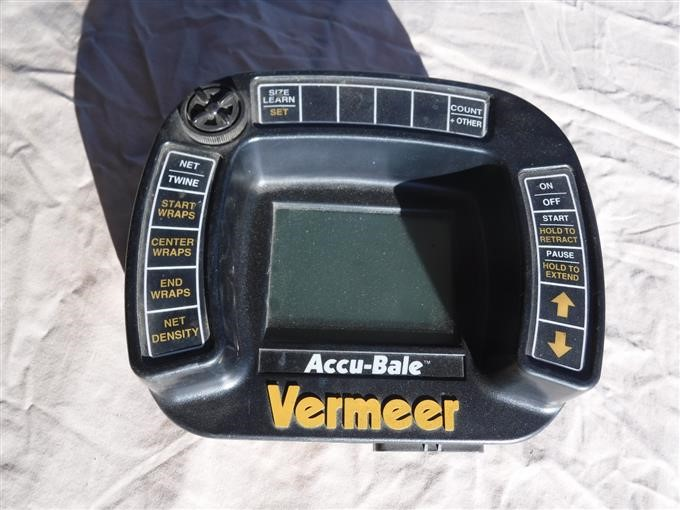 Vermeer PN 90-123203 Accu-Bale Monitor BigIron Auctions on alpine stereo harness, battery harness, pony harness, suspension harness, engine harness, dog harness, nakamichi harness, cable harness, oxygen sensor extension harness, radio harness, electrical harness, obd0 to obd1 conversion harness, pet harness, safety harness, amp bypass harness, fall protection harness, maxi-seal harness,