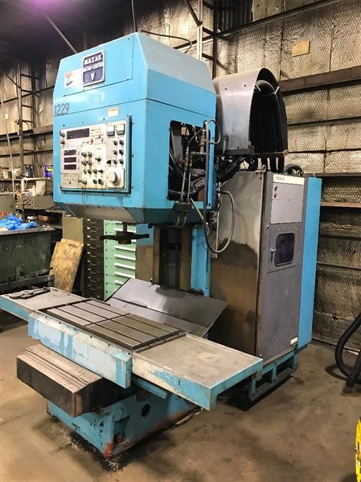 Mazak Micro Center CNC Mill BigIron Auctions