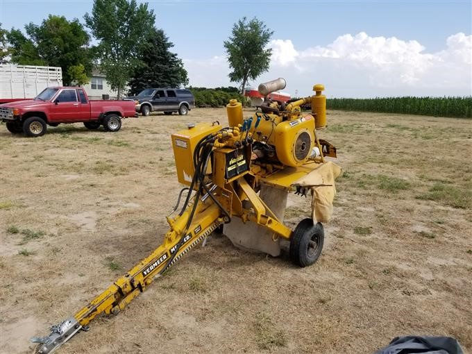Vermeer 630A Stump Grinder BigIron Auctions