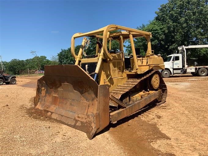 1997 Caterpillar D6R XL Crawler Dozer BigIron Auctions