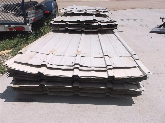 Pro Rib Metal Building Side Wall And Roof Sheets Bigiron