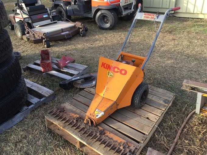 Kinco Walk Behind Self Propelled Sickle Mower BigIron Auctions