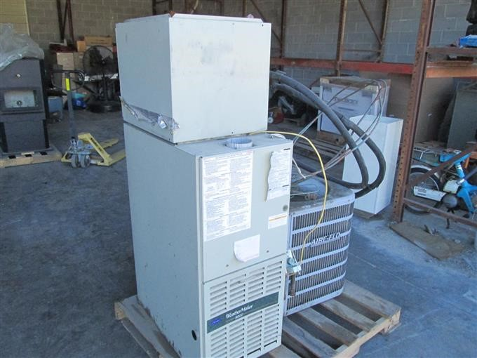 Carrier Weathermaker 8000 Furnace Amp Ac Unit Bigiron Auctions