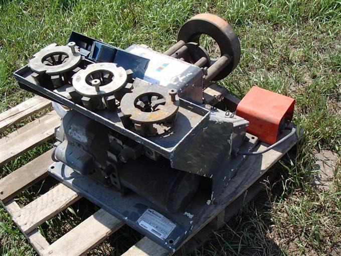 Aeroquip Model A Hydraulic Hose Crimper BigIron Auctions