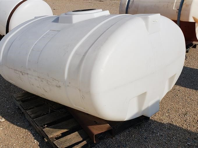 400 Gallon Poly Tank BigIron Auctions